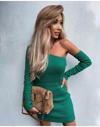 Obleka - koda 4933 - zelena
