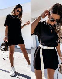 Obleka - koda 8809 - črna