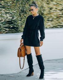 Obleka - koda 1697 - črna