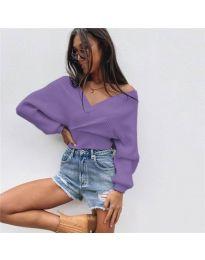 Bluza - koda 0500 - vijolična