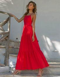Obleka - koda 2991 - rdeča