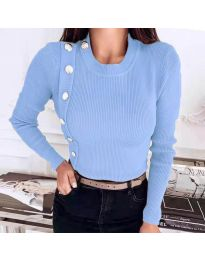 Bluza - koda 9989 - svetlo modra
