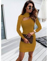 Obleka - koda 883 - gorčica