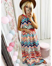 Obleka - koda 9859 - farebná