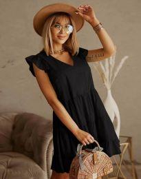 Obleka - koda 6224 - črna