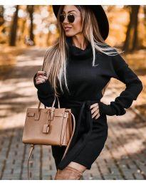 Obleka - koda 8400 - črna