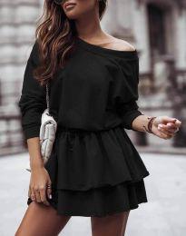 Obleka - koda 0525 - črna