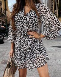 Obleka - koda 4589 - 1 - večbarvna