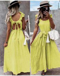 Obleka - koda 4806 - rumena