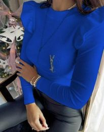 Bluza - koda 0142 - modra