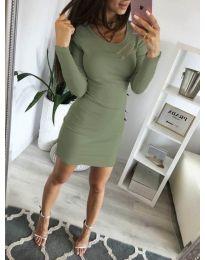 Obleka - koda 3298 - zelena