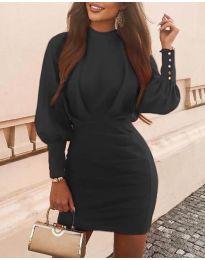 Obleka - koda 4016 - črna