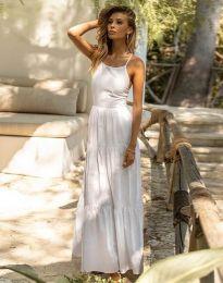 Obleka - koda 2991 - bela