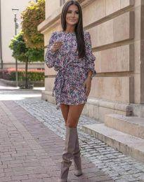 Obleka - koda 0361 - večbarvna