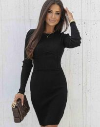 Obleka - koda 0891 - črna