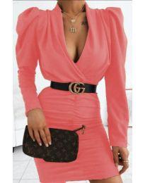 Obleka - koda 953 - korala