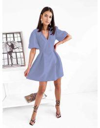 Obleka - koda 0807 Svetlo vijolična