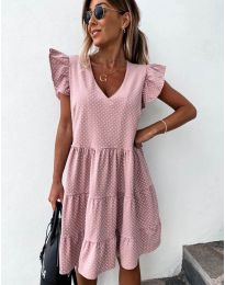 Obleka - koda 211 - roza