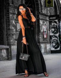 Obleka - koda 2301 - 2 - črna