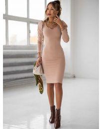 Obleka - koda 11548 - puder