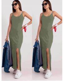 Obleka - koda 3000 - svetlo zelena