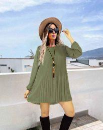 Obleka - koda 1430 - zelena