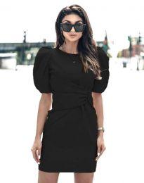 Obleka - koda 9438 - črna