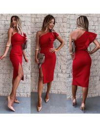 Obleka - koda 745 - rdeča