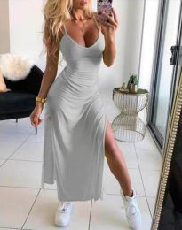 Obleka - koda 4754 - 5 - temno siva