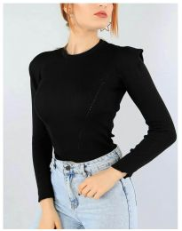 Bluza - koda 374 - črna