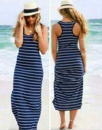 Obleka - koda 0712 - 1 - temno modra