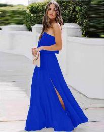 Obleka - koda 8871 - temno modra
