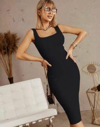 Obleka - koda 5965 - črna