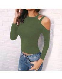 Bluza - koda 952 - zelena