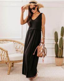 Obleka - koda 5261 - 1 - črna