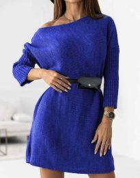 Obleka - koda 5142 - temno modra