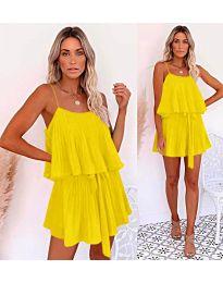 Obleka - koda 721 - rumena