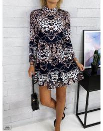 Obleka - koda 7272 - 1 - večbarvna