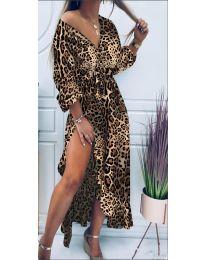 Obleka - koda 5454 - 3 - večbarvna