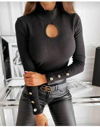 Bluza - koda 9917 - 1 - črna