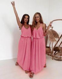 Obleka - koda 11993 - roza