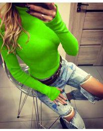 Bluza - koda 5256 - zelena