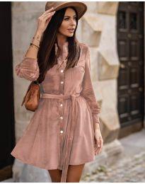Obleka - koda 3999 - roza