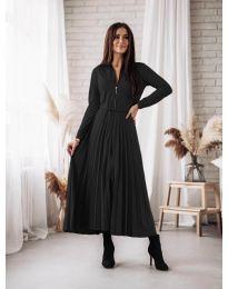 Obleka - koda 1544 - črna