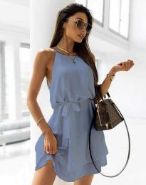 Obleka - koda 9968 - modra