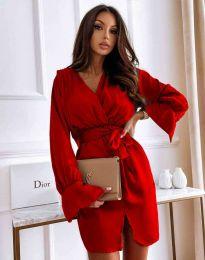 Obleka - koda 2741 - rdeča