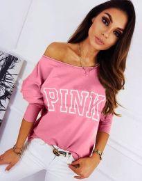 Bluza - koda 11743 - roza