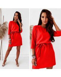 Obleka - koda 778 - rdeča