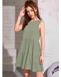 Obleka - koda 4471 - olivna