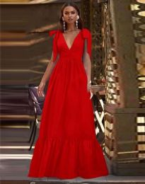 Obleka - koda 2743 - rdeča
